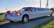 Baltas Limuzinas Alytuje| 14 vietų Lincoln