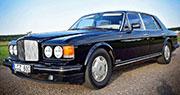 Senovinio Automobilio nuoma Alytuje | Bentley 1993