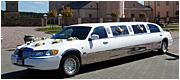 Baltas limuzinas įpatingai progai Druskininkuose