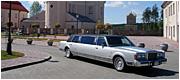Limuzinų nuoma- limuzinas Lincoln