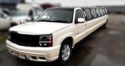 18 vietų limuzinas | Cadillac Escalade TUXEDO