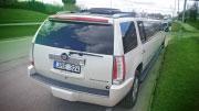 Baltas Cadillac Escalade Vestuvėms