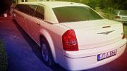 Limuzinas Chrysler vestuvėms Kaune