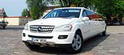 Baltas Mercedes Benz vestuvėms