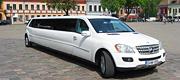 Kaune Mercedes Benz baltos spalvos