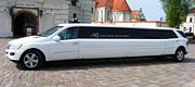 Mercedes Benz ML visureigis limuzinas