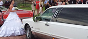 Vestuvėms nebrangus limuzinas