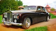 Prabangaus Rolls Royce nuoma