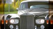Retro mašina Rolls Royce