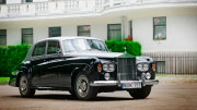 Rolls Royce senovinis automobilis
