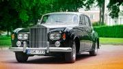 Nuomojamas Rolls Royce Silver Cloud III limuzinas Kaune