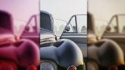 Vestuvinės fotogrfijos su automobiliu Rolls Royce