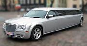 Sidabrinis Chrysler 10 vietų