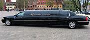 10 vietų limuzinas