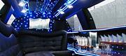 Kaune nuomojamo juodo limuzino salonas