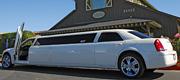Baltas gražus Chrysler Klaipėdoje