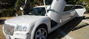 Chrysler limuzinas su Lamborghini durimis