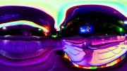 Chrysler limuzinas Klaipedoje, apsidairykite su virtualios realybės akiniais