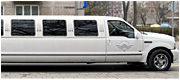 Tikrai didelis ir ilgas limuzinas