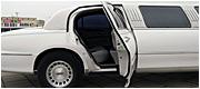 Ilgiausias ir balčiausias limuzinas Klaipėdoje