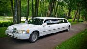 Balto vestuvinio limuzino nuoma Palangoje