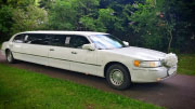 Palangos limuzinai- vestuvėms pajūryje