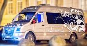 Autobusiukas Limuzinas | TOP VW 12 vietų