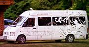 Pramoginis Limobus Mikroautobusas- nuoma