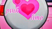 Pink limo logo