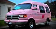 Pink Limo | Rožinis Limobusas | 8 vietų