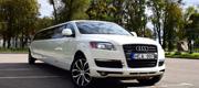 Prabangaus Audi limuzino nuoma