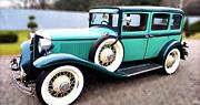Autentiškas Retro Automobilis | 1931 metų