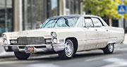 Baltas Automobilis Vestuvėms | Retro Nuoma | 1968