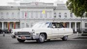 Senovinis automobilis vestuvėms Vilniuje