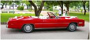 Cadillac Eldorado didelis kabrioletas