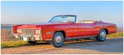 Cadillac Eldorado amerikietiškas kabrioletas