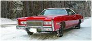 Cadillac Eldorado Kaunas