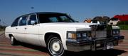 Cadillac Fleetwood retro automobilio nuoma