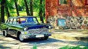 ZIL limuzinas nuo 1959 metai