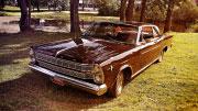 Stilingiausias senovinis Ford