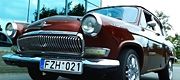 GAZ 21 Volga retro automobilis nuomai