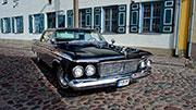 Senovinė Chrysler Imperial prabangi mašina