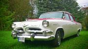 Amerikietiškas klasikinis Dodge Royal.