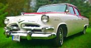 Klasikinis Senovinis Automobilis | 1955 Dodge Royal