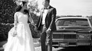 Retro stiliaus fotosesija vestuvėms