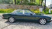 Senovinio Jaguar nuoma