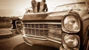 Cadillac DeVille Vestuvėms 1966 metų.