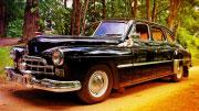 1951 metų ZIM automobilio nuoma