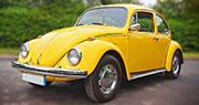VW Beetle 1972 m. | Vabalo Nuoma Vestuvėms