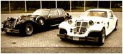 Senoviniai automobiliai Mercury Tiffany
